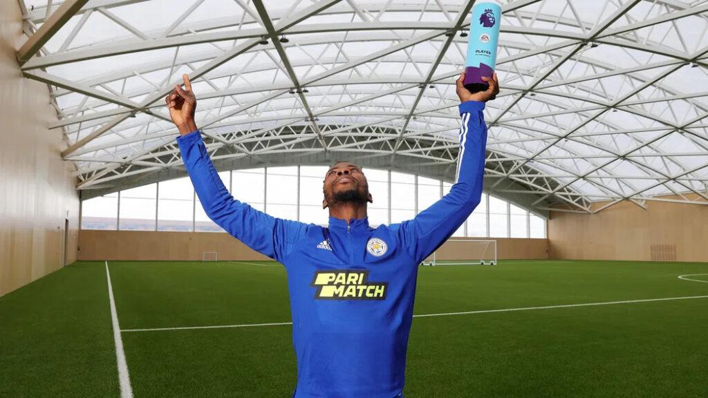 Iheanacho craque do mês na Premier League