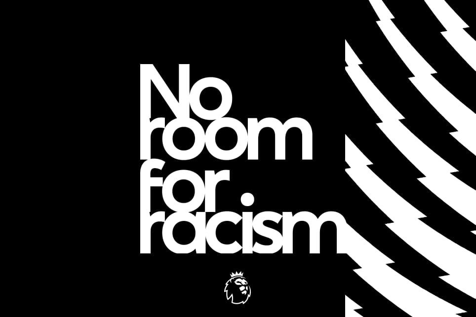 Premier League lança campanha contra o racismo