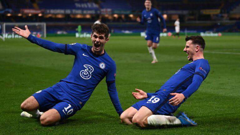 Campanha do Chelsea até a final da Champions