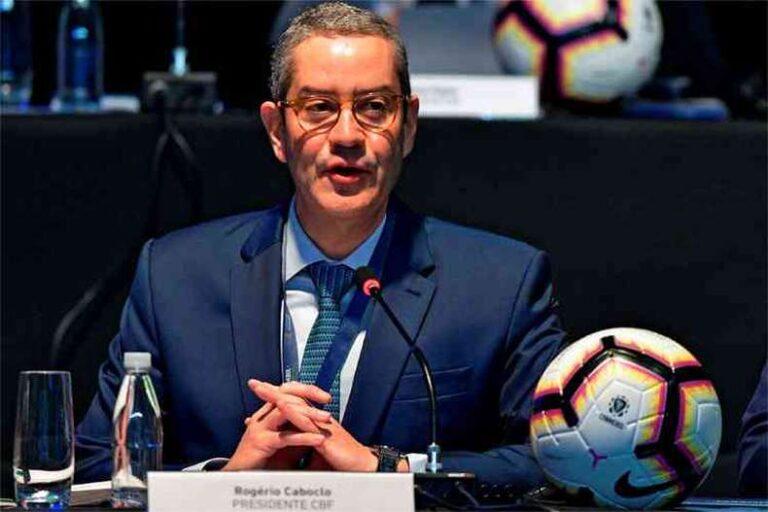 CBF afasta presidente Rogério Caboclo após acusações de assédio